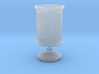Cute Jar for Your Dollhouse, Size L 3d printed