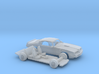 1/120 1977 Pontiac Firebird Trans Am Kit 3d printed