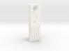 Fire Stone Pendant 3d printed
