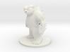 Owl Bear 3d printed