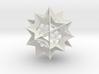 Starburst Ornament 3d printed