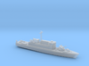1/285 Scale PG-95 Class Gunboat 3d printed