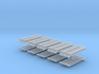 Dachrost und Saugschläuche A 2,5m für B1000 10erSe 3d printed