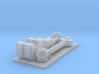 D9R Dozer Trunnion Set 3d printed