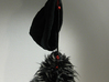 SOGA TRIO   / 3 rope hangers 3d printed coat and hat hanged
