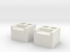 AT-AT Connector Boxes x2 3d printed