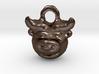 Zodiac Taurus Bull Pendant 3d printed