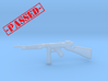 Thompson M1928 30rds (1:18 Scale) 3d printed
