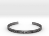 Love You to The Moon & Back Bracelet 3d printed