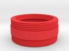 Coupler v2: Nebo REDLINE Tactical LED Flashlight 3d printed