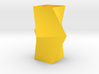 Twisted Square Vase 3d printed