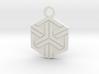 House of Ishida Charm 3d printed