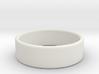 Pearl ring 3d printed