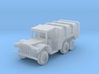 1/160 Scale Dodge 6x6 3d printed