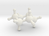 Cyclohexane 3d printed