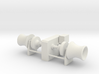 Anchor Winch 1/50 fits Harbor Tug 3d printed