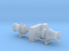 Anchor Winch 1/144 fits Harbor Tug 3d printed