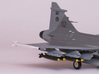 Saab Gripen Twin Store Carriers with Mk82 Bombs 3d printed