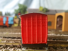 OO9 Skarloey / Talyllyn Narrow Gauge Coach TYPE 4 3d printed The version of these coaches with the No. 1