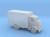 1/144 Scale Autocar 8144 Signal Corps Van 3d printed