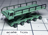 Cargo lift 40' container 10mm@1/400 3d printed