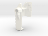 TR Overlord Forearm Adaptor (Left) 3d printed