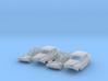 SET 2x Simca Aronde 1300 (N 1:160) 3d printed
