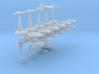 MicroFleet Praetorian Carrier Group (21 Pcs) 3d printed