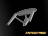 USS Enterprise, Mia's redesign, 200 mm 3d printed impulse engine