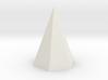 6-Side Pyramid Spike 3d printed