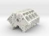 1/8 Scale LS3 Engine Block 3d printed