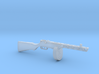 PPSH 41 1:18 scale 3d printed
