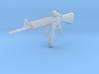 1/12th M16A4 Foregrip Relex Optics 3d printed