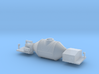 Torpedo Hot Metal Car - TTscale 3d printed