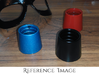 Cosplay Hair Cone v.1 (PAIR) 3d printed Reference used to make the model.