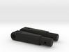 Stock hinge (2x) AGM MP40  3d printed