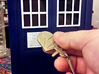 The Eighth Doctor's TARDIS Key 3d printed
