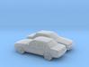 1/160 2X 1988-93 Chevrolet Cavalier Sedan 3d printed