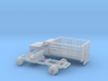 1/72 1973-80 Chevy CK Series RegCab Stakebed Kit 3d printed