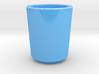 Shot glass 0(Porcelian) 3d printed