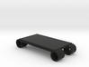 Steadicam M-1 Monitor Rails Accessory Plate - 55mm 3d printed