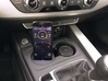 Audi A3/S3/RS4/A4/A5 iPhone car mount/holder 3d printed Discreetly positioned Audi A3 iPhone 5 6 Plus Adapter Cradle Mound Docking Dock for Accessoires iPhone 6 7 8 X Xs Xr Plus