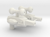 Amazing Double Blasters 3d printed