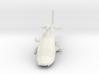 10mm (1/144) Agusta-Westland A109LUH (DAGR,M2,FLIR 3d printed