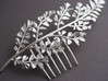 Maidenhair Comb 3d printed