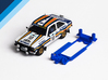 1/32 Scalextric Ford Escort Mk2 Chassis for IL pod 3d printed Chassis compatible with Scalextric Ford Escort RS1800 body (not included)