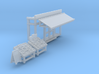 Greengrocer front (1:144) 3d printed