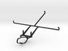 Steelseries Nimbus & Apple iPad 3 Wi-Fi - Front Ri 3d printed