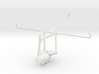 Controller mount for Nimbus & Apple iPad 4 Wi-Fi + 3d printed