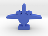 Game Piece, Blue Force Hawkeye AWACS 3d printed